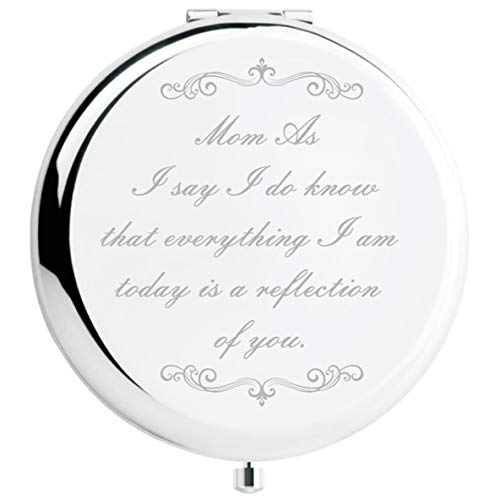 Mom Gifts from Daughter and Son Unique,Birthday Gifts for Women Mother Grandma Sister Aunt (Silver)