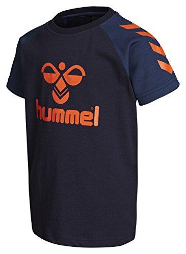 Hummel Fashion Men's Hummel Gym T-shirt 104/4 år Navy