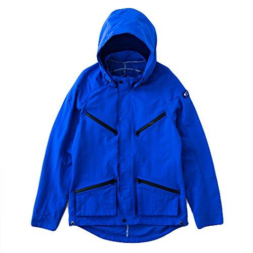 レリック ライトシェルマウンテンパーカ ブルー 1   B01JYBBME8