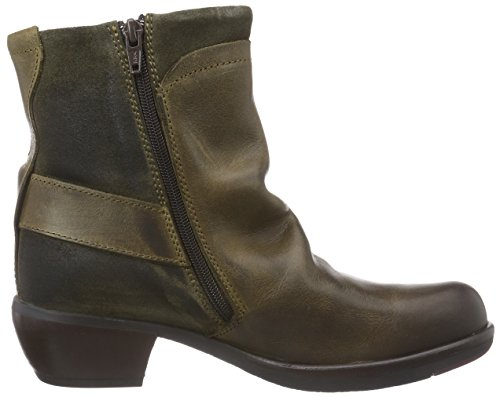 Fly London Mel, Stivali Donna Marrone (Olive)