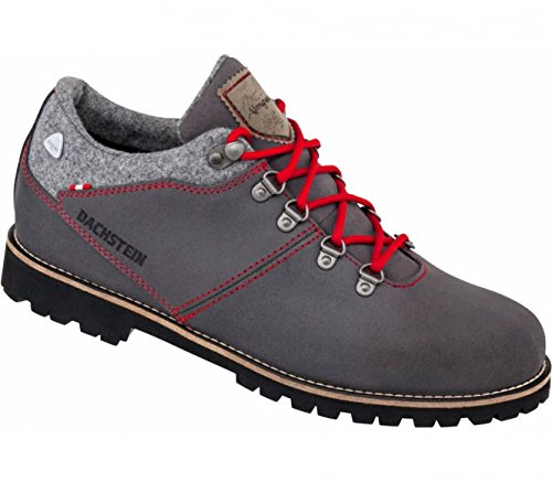 ROOF OF HERMANN Lifestyle Men's Mountain Shoes (Grey/Red) Grey s4gncs