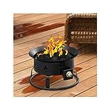 Cheap Napa Steel Propane Fire Pit
