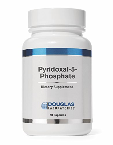 Douglas Laboratories - Pyridoxal-5-Phosphate (50 mg.) - Vitamin B6 to Support Emotional Response and Cardiovascular System* - 60 Capsules