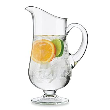 Libbey Selene Footed Pitcher 80 Ounces