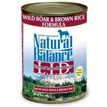 NB LID Can Wild Boar Rice 12x13