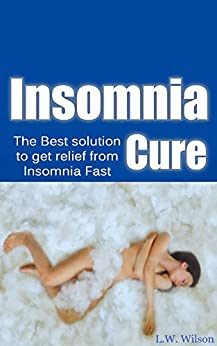 Ultimate Insomnia Cure Solution Relief ebook product image