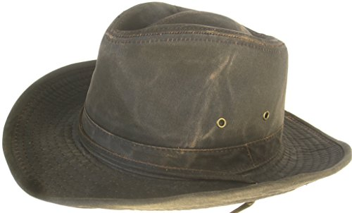 Distressed Cowboy Hat - 5