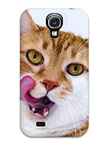 CXonAvL2692fopoS Donald P Reed Hungry Cat Feeling Galaxy S4 On Your Style Birthday Gift Cover Case