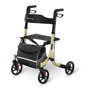 Uniprodo Andador Para Adultos Caminador UNI_ROLL_04 F (Carga ...