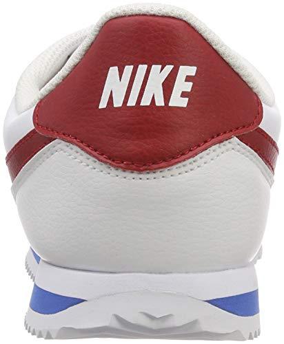 Sl Rouges Baskets Unisexes Nike Basic 103 gs rouge Adultes Cortez 904764 qwE0UP