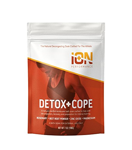 iON Performance DTX Plus Cope Bath Soak -