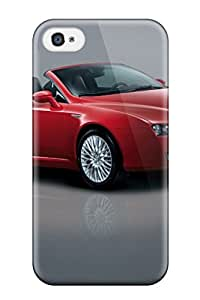 Rolando Sawyer Johnson's Shop Tpu Fashionable Design Alfa Romeo Spider 12 Rugged Case Cover For Iphone 4/4s New