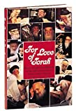 For Love of Torah, Shimon Finkelman, 0899065465