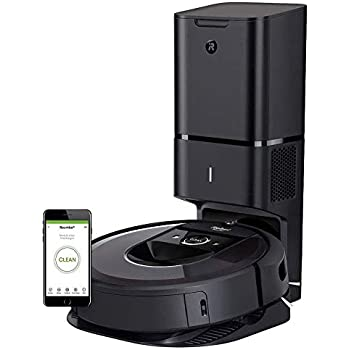 iRobot Roomba I7+ Wi-Fi Connected Robot Vacuum - with Automatic Dirt Disposal