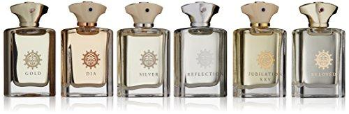 Miniature Mens Fragrance - AMOUAGE Miniatures Bottles Collection Classic Men's Fragrance Set