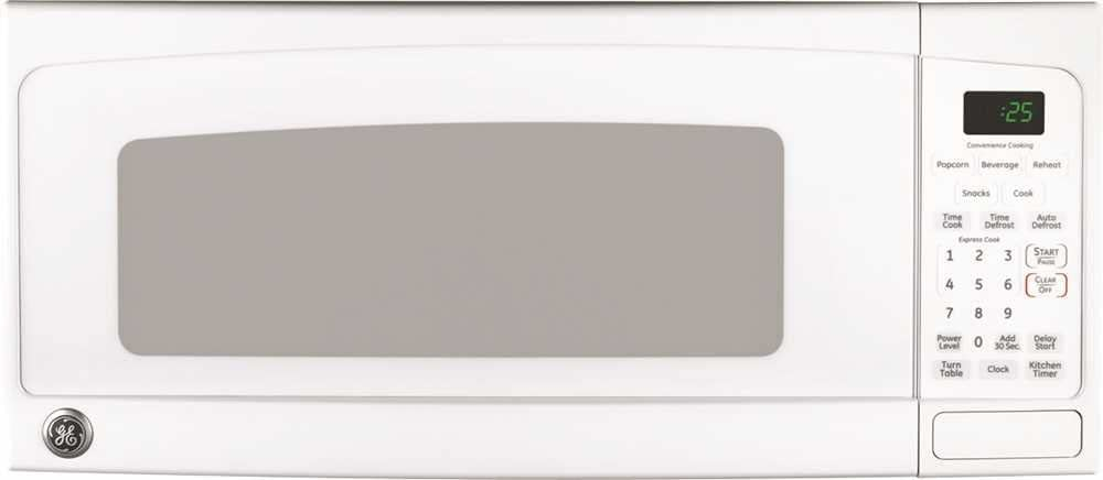 GE-PEM31DFWW-Profile-1.1-Cu-Ft-White-Countertop-Microwave