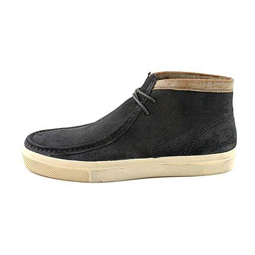 Von Dutch Men's Spokes Sneaker, Black, 10 M US