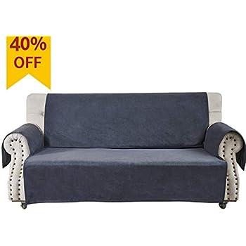 Amazon Com Homluxe Premium Pet Couch Covers Slip