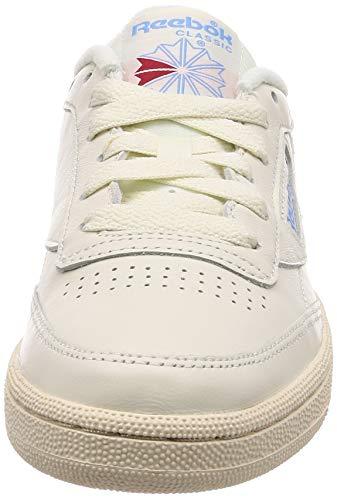Sneaker white 85 Vintage C Reebok Donna Natural Natural Club XqZ1p4