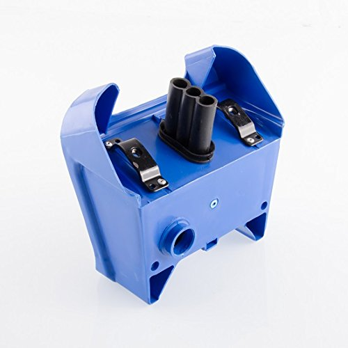 Yamaha PW80 Airbox Air Filter Box Blue Dummy PY80 Cooler 1988 - 2006:
