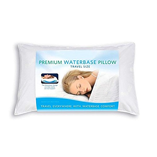 Mediflow Water Pillow Travel Size by Mediflow