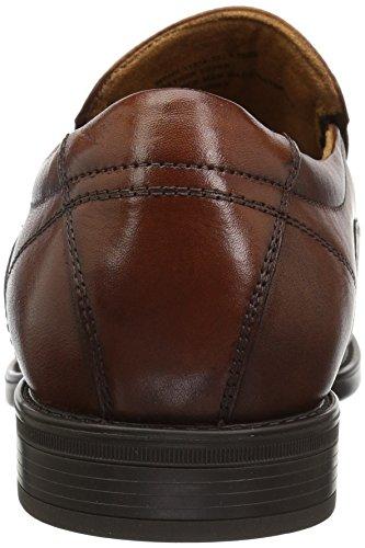 Bike Medfield Men's Dress Loafer Cognac Shoe Florsheim Slip Toe 6HRxfSwfEq