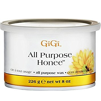GiGi All Purpose Honee Wax 8 oz (Pack of 2)