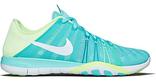 Nike Women's Free TR 6 Training Shoes Sneakers Size: 11 (US 11, Green/Volt)