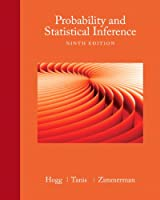 Probability and Statistical Inference, 9th Edition Front Cover