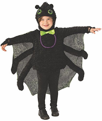 Spider Queen Costumes For Kids - Rubie's Eensy Weensy Spider Child's Costume,