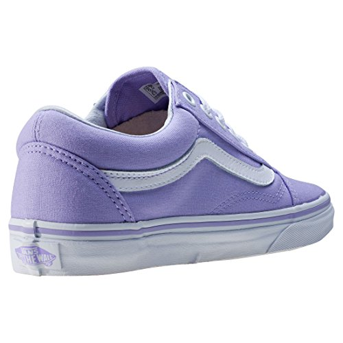 True Zapatillas White Hombre Cuero de Vans Lavender 8PqXX