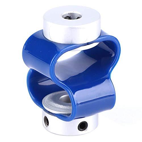 Flexible Wellenkupplung, 8 Gussisolierte Kupplung Elastische Glasfaserkupplung Flexible Wellenkupplung für Encoder