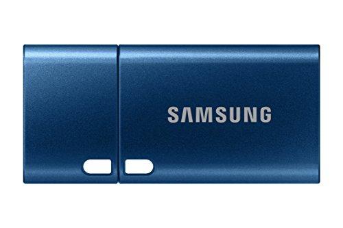 Cheap Computer Accessories & Peripherals Samsung MUF-64DA1/WW USB Type-C 3.1 Flash Drive, 64 GB, Blue