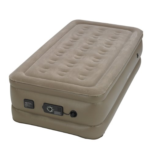 Insta Raised Twin Bed with Never Flat Pump, Outdoor Stuffs