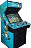 Simpsons 4 Player Arcade Game