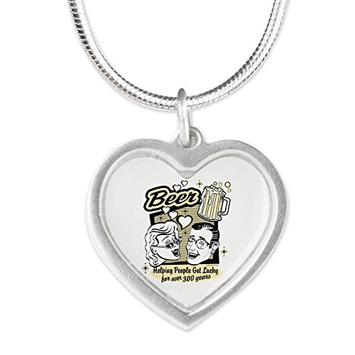 silver-heart-necklace-beer-helping-people-get-lucky