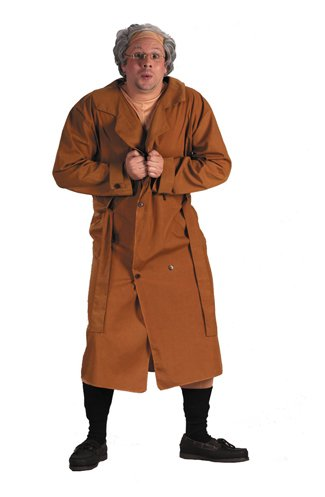 Frank Halloween Costume (Frank the Flasher Costume - Standard - Chest Size 33-45)