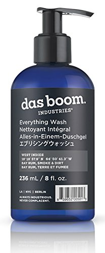 das-boom-everything-wash-8-oz-west-indies-bay-rum-smoke-dirt