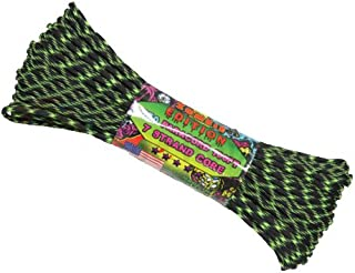 product image for Atwood Rope MFG 550 Paracord 100Ft Made in The U.S.A. - 7 Strand Core (Decay)