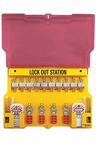 - 10-Lock Station