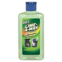 LIME-A-WAY REC 36320 RAC36320CT Dip-It Coffeemaker Descaler and Cleaner, 7 oz. Bottle (Pack of 8)