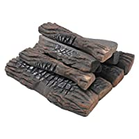 Stanbroil Fireplace Decoration 10 Piece ...