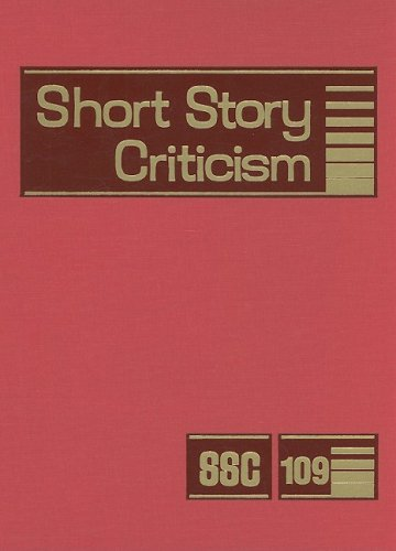 Short Story Criticism: Excerpts from Criticism of the Works of Short Fiction Writers pdf epub