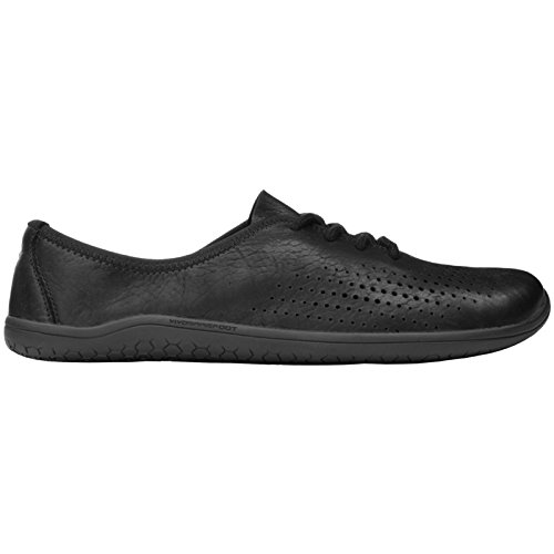 Eu 37 Leather Womens Mia Black Vivobarefoot Trainers wxqa6Yxg