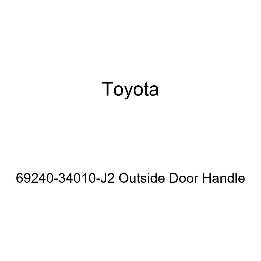 Toyota 69240-34010-J2 Outside Door Handle