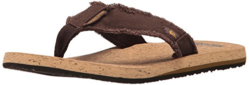 Quiksilver Brown Sandals - 8