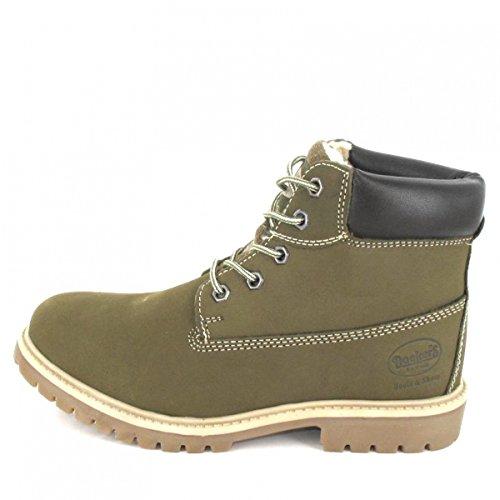 Dockers Stiefel, Farbe: Oliv