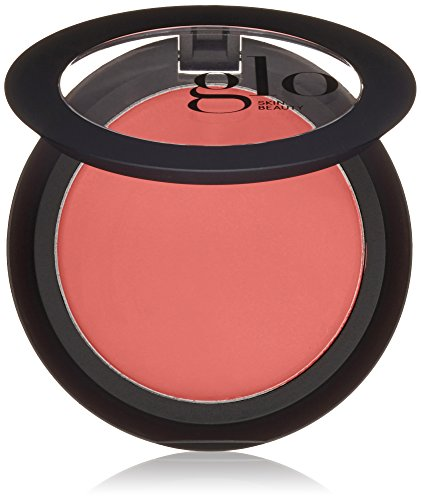 - Glo Skin Beauty Cream Blush in Guava - Vibrant Watermelon | 4 Shades | Long Lasting, Semi-Matte Finish | Cruelty Free