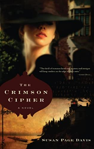 book cover of The Crimson Cipher