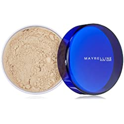 Maybelline New York Shine Free Oil Control Loose Powder, Light, 0.7 Ounce